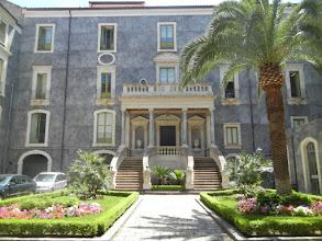 Photo: University building, Catania