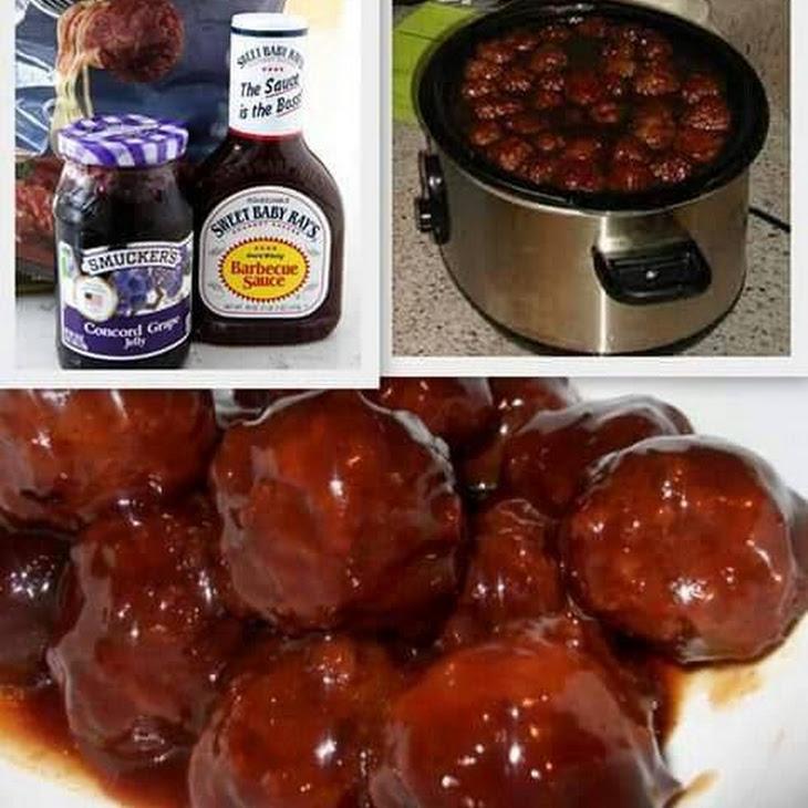 Great Cocktail Meatballs Recipe
