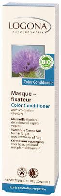 Color conditioner efterbehandling