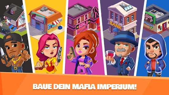 Idle Mafia Screenshot