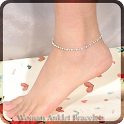 Woman Anklet Bracelets icon