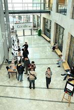 Photo: Interior, Computer Science Building