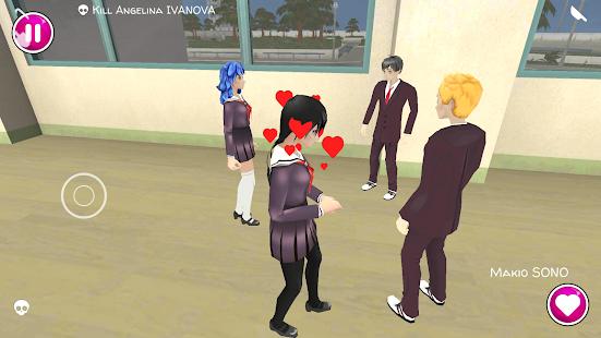 Yandere School 11