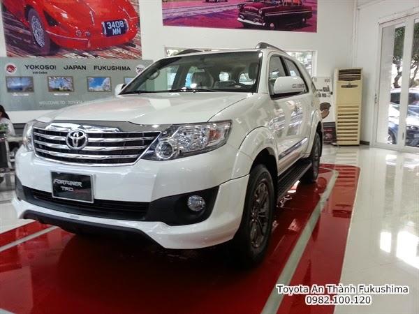 Khuyến Mãi Mua Xe Toyota Fortuner Tốt Nhất Trong Tháng 6 tại TPHCM