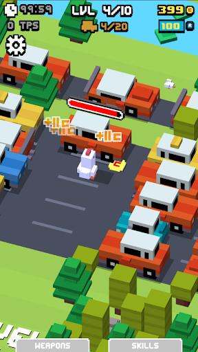 Crossy Road Rage