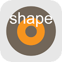 Shape all-in icon