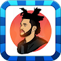 The Weeknd Wallpaper HD APK icon
