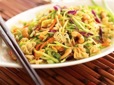 Peanut Broccoli Salad Recipe