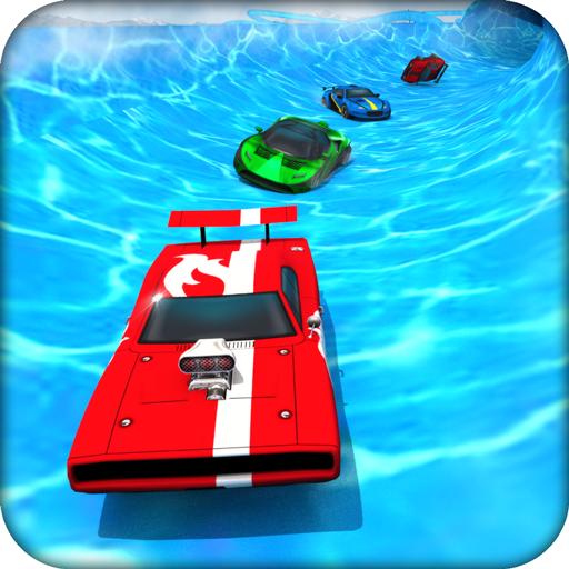 Water Car Slider Simulator