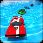 Water Car Slider Simulator Icon