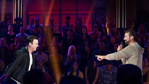 Taran Killam vs. Rob Riggle and Boy George vs. Laverne Cox thumbnail