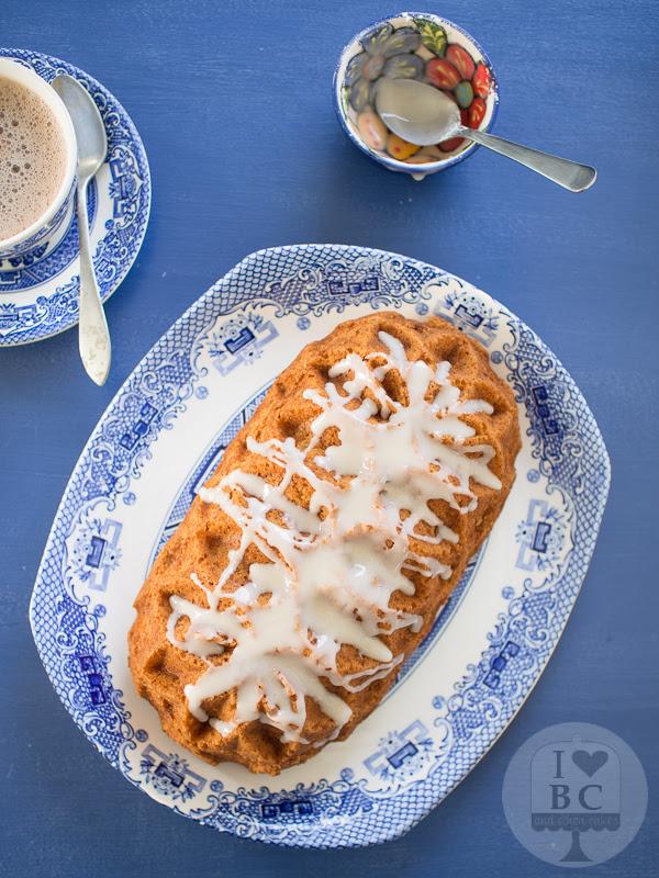 Loaf Cake de Vainilla y Buttermilk