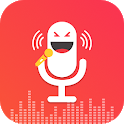 Voice changer: Voice editor - Funny sound effects icon
