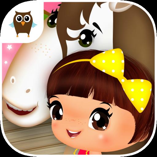 Sweet Little Emma  Lovely Pony 教育 LOGO-玩APPs
