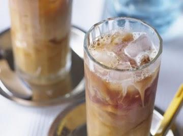 Sugar Free Vanilla Mocha Iced Coffee Recipe