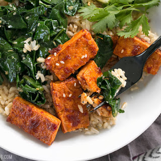 Chili Garlic Sauce Tofu Recipes