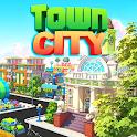Town City - Village Building Sim Paradise Game icon