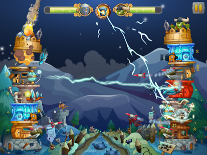 Tower Crush - Kostenlos Clash Spiel Screenshot