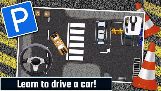 Car Parking Simulator 2D - náhled