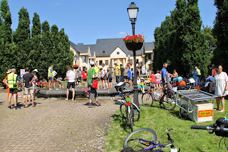 Photo: Arlon>Betdzorf (pause de 16h)