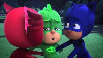 Gekko and the Super Ninjalinos / Owlette's Terrible Pterodactyl Trouble