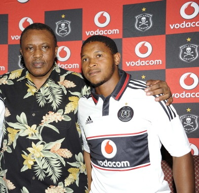 Ntshumanyelo took to social media after the announcement of the lifting of the ban and thanked Pirates boss Khoza.