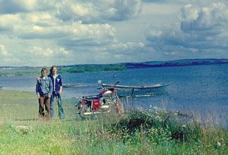 Photo: ežeras Vištyčio