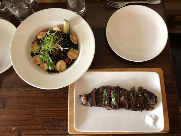 Belfort Bistro 貝佛街餐坊 愛河邊小巷,老透天厝當中,讓人留有不錯印象,想要再訪的義大利小餐館