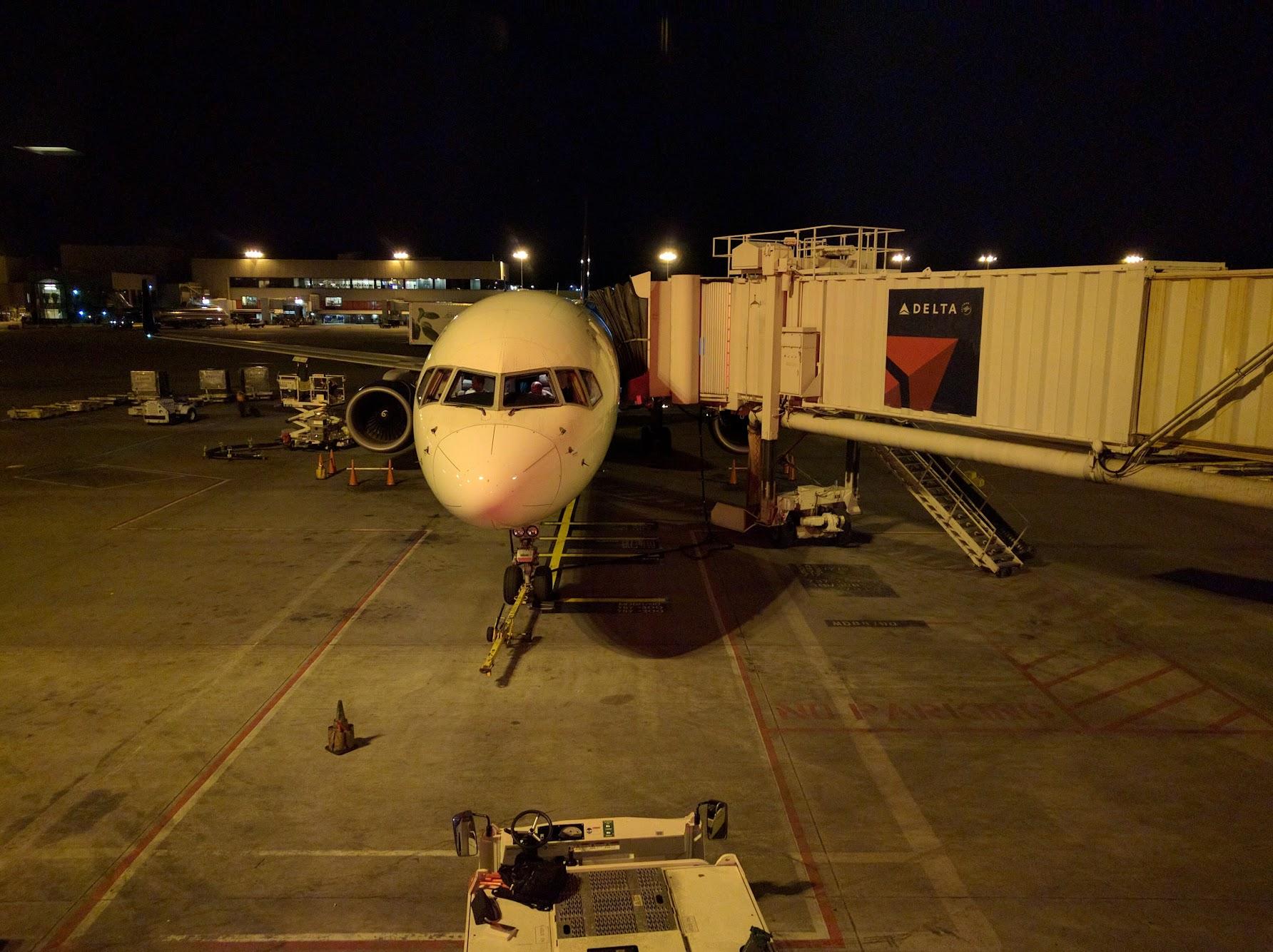 delta flight atl to sfo today