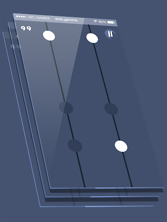 dots γ | Double Color Switch 2.0 screenshot 1498375
