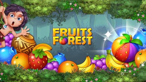 Fruits Forest : Rainbow Apple apkslow screenshots 2