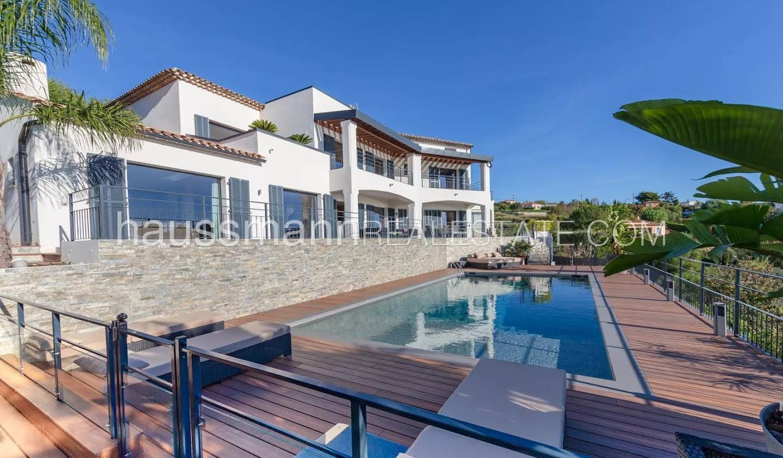 Villa avec piscine et terrasse Cagnes-sur-Mer