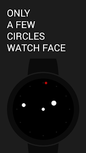 Circles Watch Face - náhled