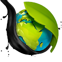 ECO inc. Save the Earth Planet icon