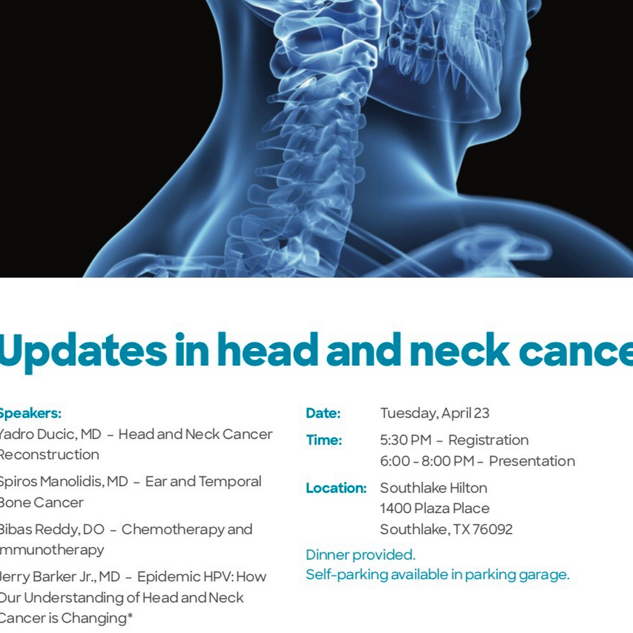 Head & Neck Cancer Center Of Texas, Yadro Ducic, MD - Plastic