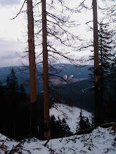 Photo: Zwercheck - auf der Seewand: Blick auf den Schwarzensee