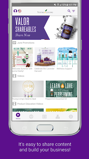 YL Share Business app for Android Preview 1