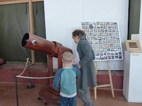 Photo: הטלסקופ המופלא שניצן מרומי בנה בעצמו