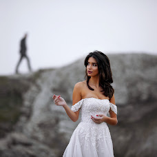 Wedding photographer Usein Khalilov (Usein). Photo of 31.10.2018
