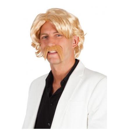 Peruk, 70-tal blond