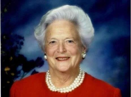 Barbara Bush's Vegetable Salad (spinach) Recipe