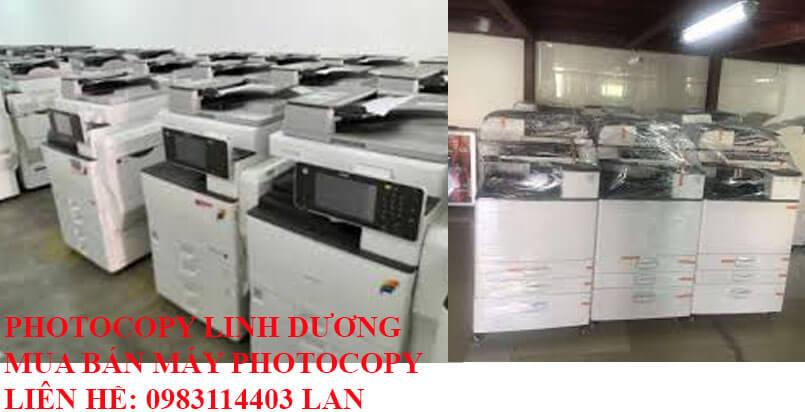Lưu ý khi mua máy photocopy