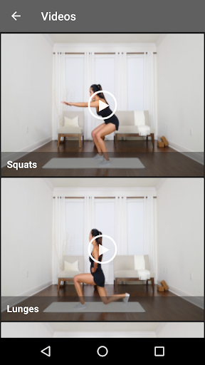 30 Day Legs Workout Challenge  screenshots 3