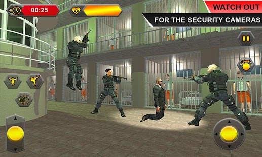 Secret Mission Prison Escape: Jail Break - náhled