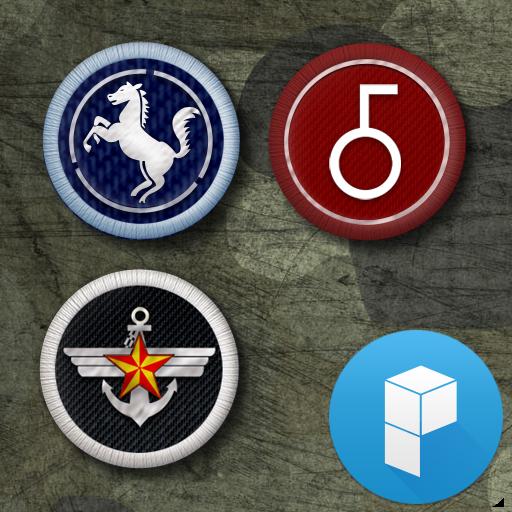 军事 桌面主题 個人化 LOGO-玩APPs