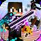 Assassin Mission Block Gun file APK Free for PC, smart TV Download