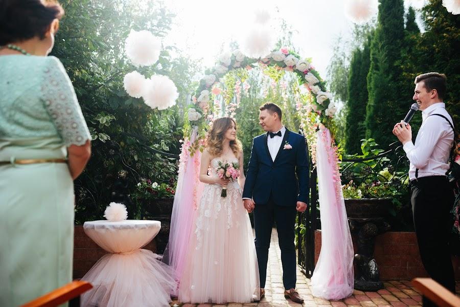 Wedding photographer Vasiliy Klimov (klimovphoto). Photo of 27.09.2017