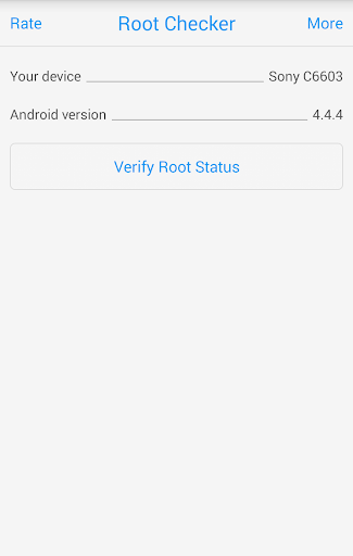 Easy ROOT Checker For Android