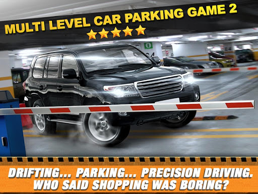 Multi Level Car Parking Game 2  screenshots 6