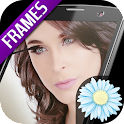Mirror: Frames - Flowers